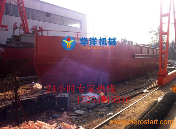 供应广西河池60方抽沙运输船