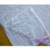 供应定制酒店毛巾厂系列之酒店方巾,料柔质佳,是您提标毛巾的第一选择