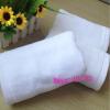 供应通货酒店毛巾之平织面巾,现货可绣花,耐用又实惠。