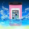 供应厂家批发沙滩 泳池 漂流 手机防水袋