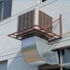 供应深圳厂房通风降温环保空调通风管道安装