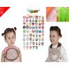 供应外贸母婴用品 卡通全棉口水巾批发 61款图案 立体造型厂家直销