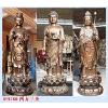 供应西方三圣铜佛像-达华法器