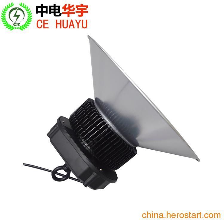 供应大型商场照明led工矿灯 铝材150W工矿灯
