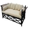 上等户外家具,上等户外含软垫休闲白天床推荐