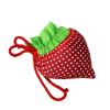 草莓购物袋供应 超市购物袋厂家批发定制 深圳购物价格
