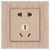 供应住宅工程的室内设计师告诉您现代工程插座里的新防电击装置