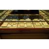 供應金鑲玉珠寶展示道具,1200*520,皮料,首飾包裝廠家