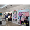 供应童装展柜货架,益阳服装展示柜,儿童服装展柜定制,长沙服装展柜厂家