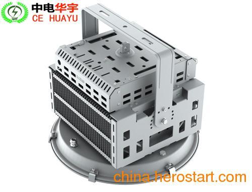 供应超远射程500w投射灯 铝材鳍片LED投射灯