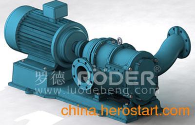 供应罗德维护成本低的旋转活塞泵