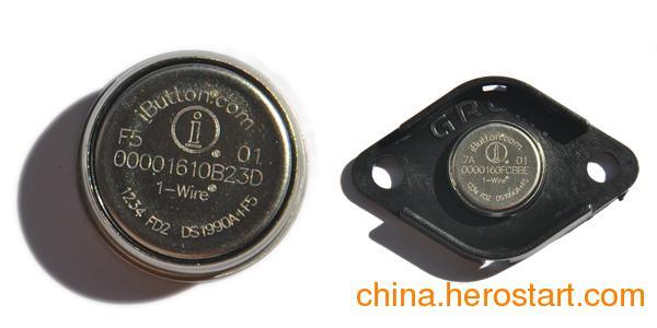 供应美国威泰(videx)接触式巡更钮DS1990A-F5