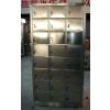 供应邯郸制药厂GMP车间定做各类不锈钢更鞋柜
