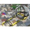 供应自行车停放架 碳素钢自行车停车架 不锈钢自行车停车架