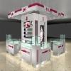 福州好的展柜设计服务_福州珠宝展柜案例