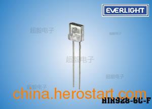 供应亿光HIR928-6C-F,侧面红外线发射管光电开关专用