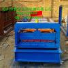 供应840型彩钢瓦全自动单板成型机