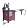 佛山机械厂家供应液压高速半自动不锈钢管材冲孔机设备