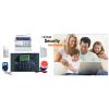 供应GSM手机卡无线红外线报警器 店铺防盗报警器家庭家用安防报警系统
