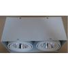 舜朗供应LED明装格栅射灯COB光源 2*18W