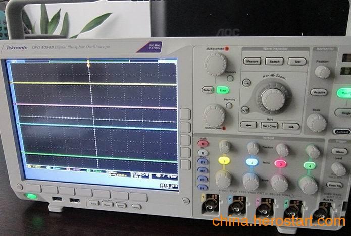 供应广东收购DPO4034、DPO4054数字示波器
