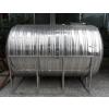 供应不锈钢消防水箱-不锈钢圆形水箱