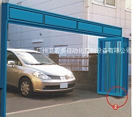 供应日本进口折叠移动自动门
