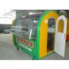 供应玻璃钢早餐车 玻璃钢快餐车 玻璃钢小吃车