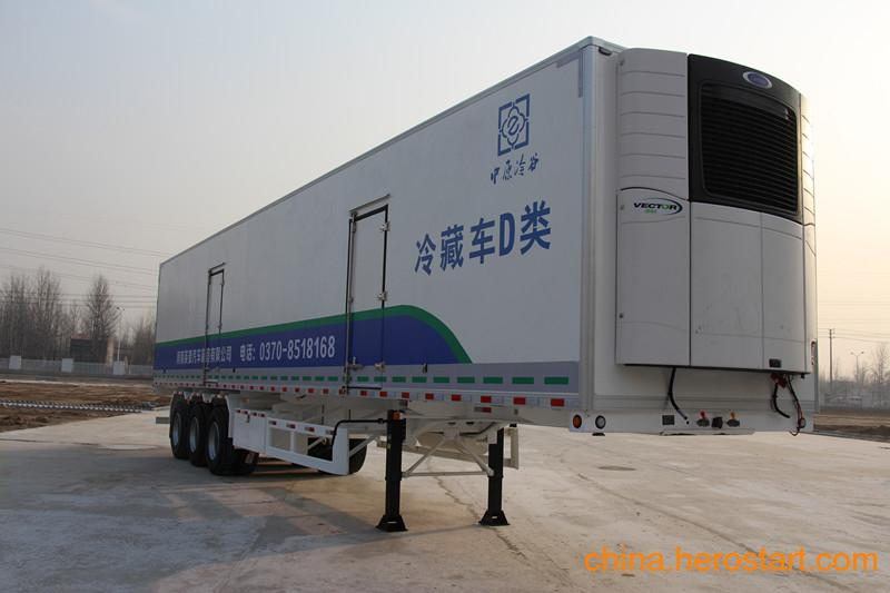 供应厂家直销东风半挂冷藏车 新型冷藏车 冷藏车厢 保温车质量