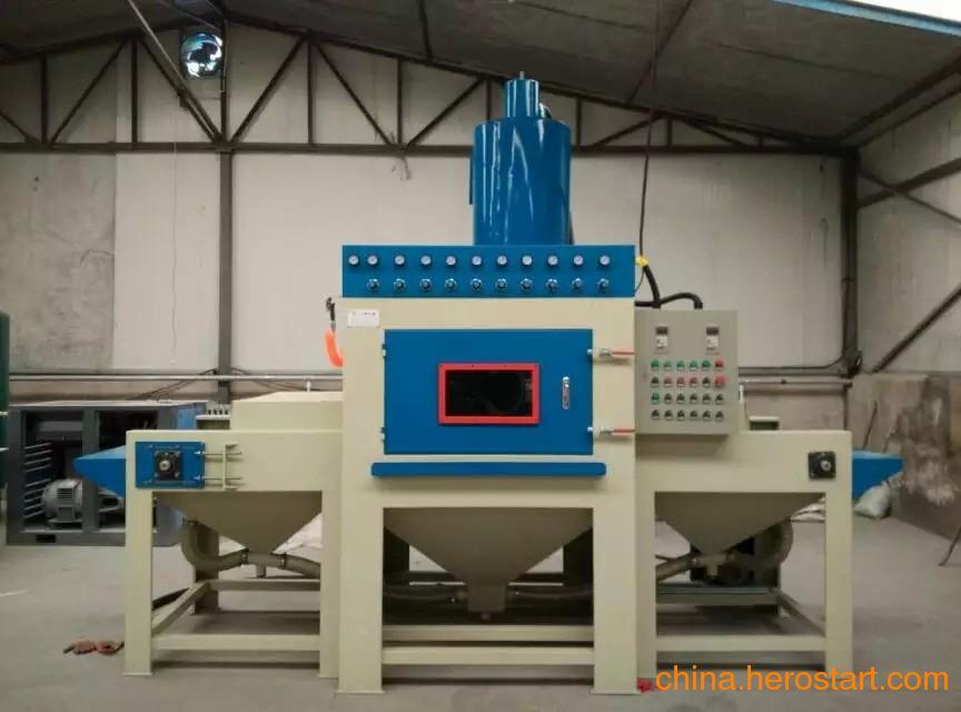 供应佛山瓷砖自动喷砂机