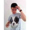 供应我乐意3DT恤男士3DT恤3D创意T恤