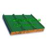 供应岩棉夹芯板质量100%认证|北京防火岩棉夹芯板报价