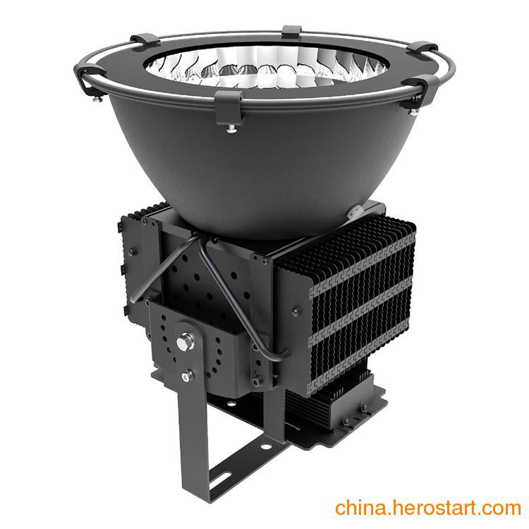 供应100w防水工矿灯 铝材鳍片LED投射灯100w