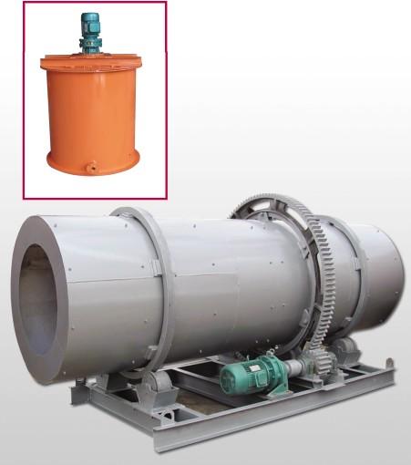供应衡水豹牌回转式包膜机