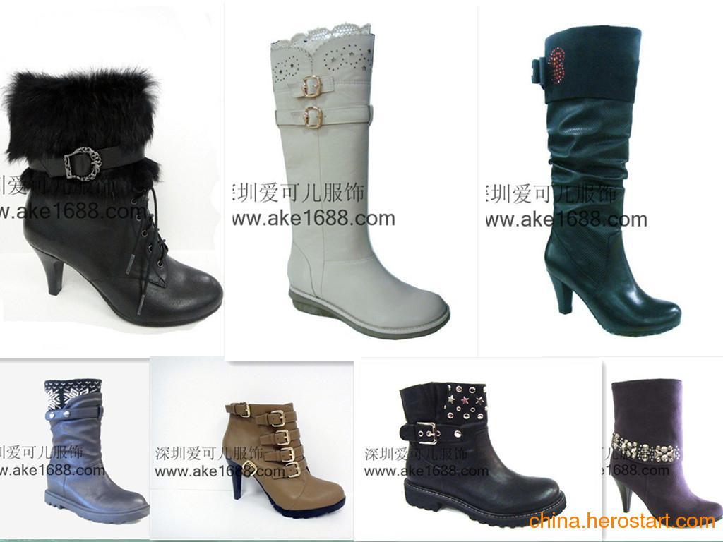供应达芙妮正品靴子亏本清仓12元,500双起18元