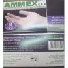 供应AMMEX爱马斯一次性PVC耐酸碱劳保防护手套