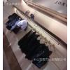 中山专卖店不锈钢服装展示架电镀加工玫瑰金