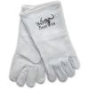 供应焊兽4150加长加厚电焊二层加绒全牛皮焊接35CM长正品劳保防护手套