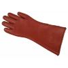 供应天津双安12KV绝缘橡胶高压防电带电操作劳保防护手套