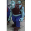 供应制作儿童乐园游戏图片雕塑 僵尸玻璃钢雕塑