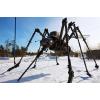 供应昆虫雕塑 微小的昆虫铁雕塑 仿真蚊子铁雕塑