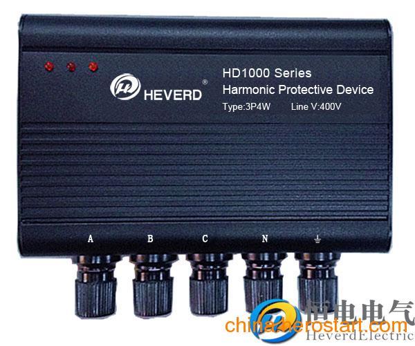 供应HPD1000多功能谐波保护器应用场合