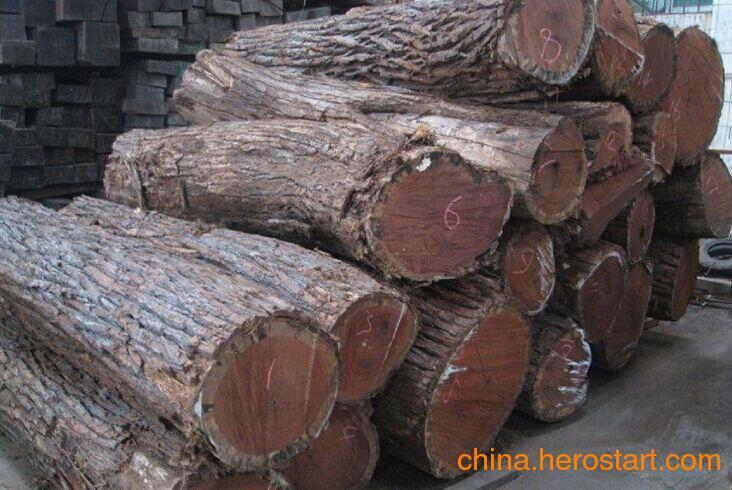 供应铁木豆原木 各种规格齐全