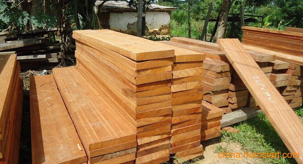 供应非洲刚果沙比利烘干板 各种规格齐全