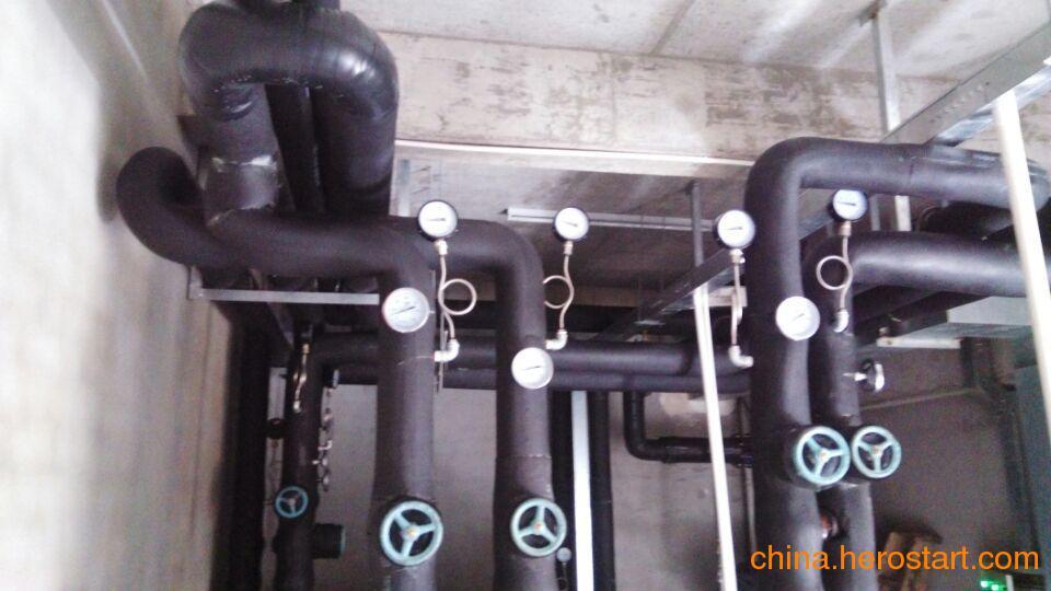 供应昆山办公楼地源热泵安装——爱家暖通提供