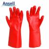 供应ANSELL安思尔聚乙烯醇全涂层PVA15-554抗化学类手套