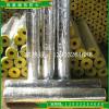供应铝箔玻璃棉管 复合铝箔纸玻璃棉管壳 离心玻璃棉管壳