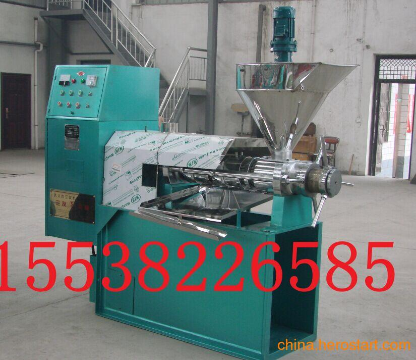 供应100型黄豆榨油机设备-巩义市三友机械厂