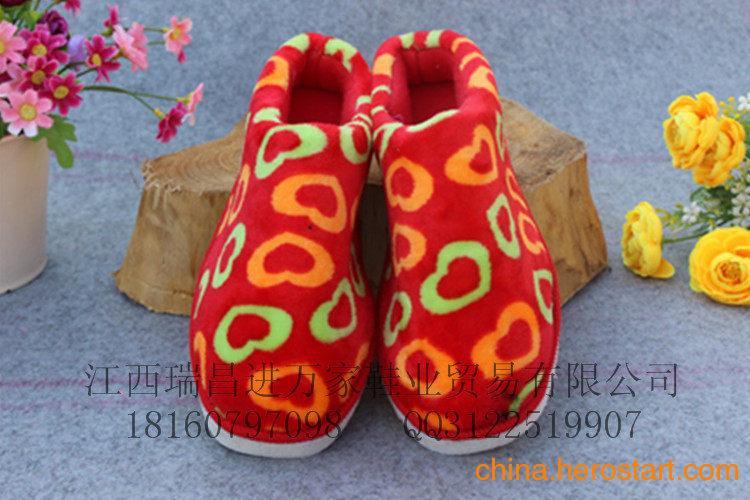 供应新款流行男女鞋春秋冬季居家休闲保暖包根孕妇月子加厚拖鞋