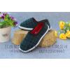 供应新款流行潮流男女平底布鞋日常休闲运动套脚老北京棉布鞋
